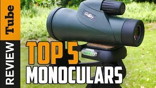 ✅Monocular: Best Monocular (Buying Guide)