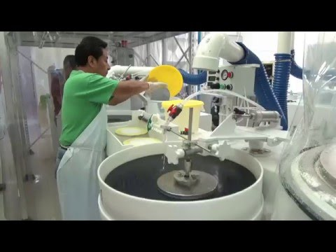 Silicon Wafer Manufacturing | Buy Silicon Wafers