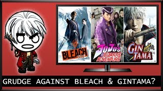 Toho Company Hold A Grudge Against BLEACH & Gintama's Live-Action-Movies Because of Jojo 2017?