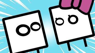 Playing BoxBoy + BoxGirl EARLY!!! (and poorly)