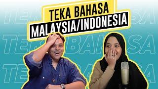 Kuiz Teka Bahasa Malaysia & Indonesia