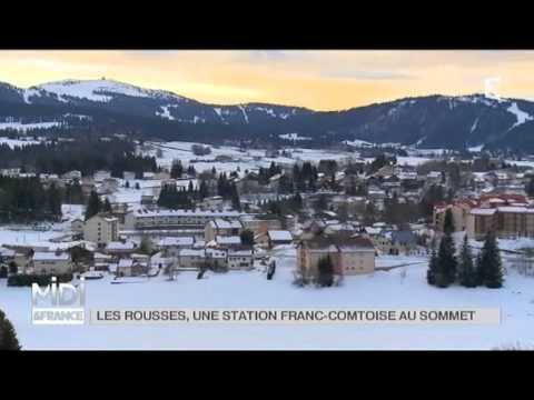 SUIVEZ LE GUIDE : Les Rousses, une station franc-comtoise au sommet