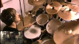 System of a Down - Cubert (Drum Cover)