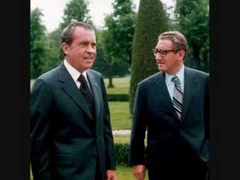 NIXON TAPES: Emotionally Contemplates Resigning (Henry Kissinger)