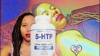 5-HTP: DREAM RECALL, VIVID DREAMS, and LUCID DREAMING