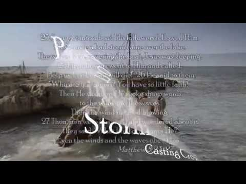 Praise You in this Storm Instrumental with Lyrics Casting Crowns