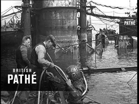 """Salving The """"Hindenburg"""" Aka Salving The Hindenberg (1930)"""