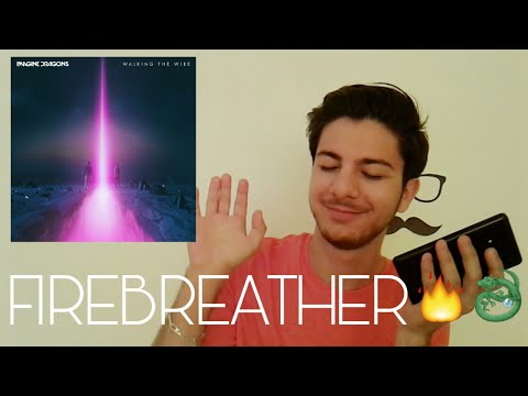 Imagine Dragons - Walking The Wire (REACTION) !