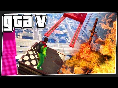 GTA DARK SOULS | GTA 5 Online