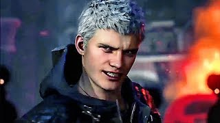 DEVIL MAY CRY 5: New Boss Fight Gameplay Trailer (Gamescom 2018) PS4 / Xbox One / PC