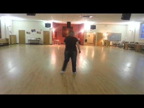 DWI Line Dance