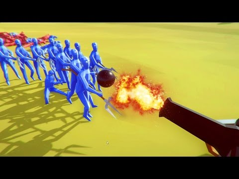 Totally Accurate Battle Simulator - March of Death