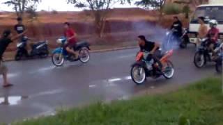 Kitec Motor Sport (balap liar in CG Batam)