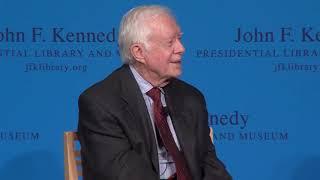 President Carter responds to John McCain's insults. LOL!