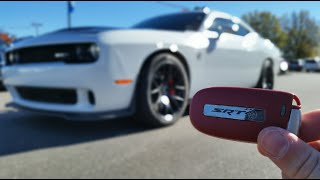 2015 Dodge Challenger SRT HELLCAT: Start Up, DYNO, Exhaust and Review!