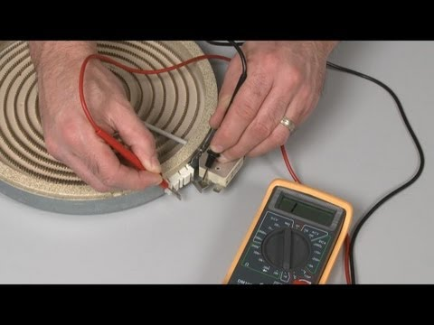 Burner Not Working? Radiant Surface Element Testing – Electric Stove Troubleshooting & Repair