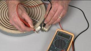 Burner Not Working? Element Testing – Electric Stove Repair