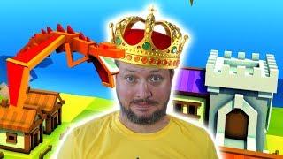 DER ER DRAGER! - Kingdoms And Castles Dansk Ep 1