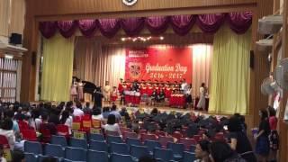 Publication Date: 2017-06-17 | Video Title: 玫瑰崗畢業禮UF