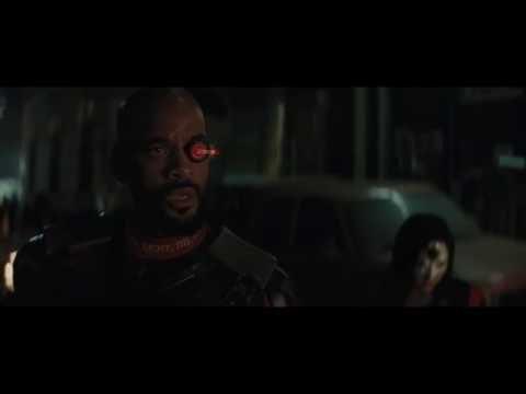 Suicide Squad - A me rischiare piace - Clip dal film   HD