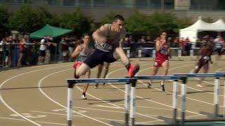 Illinois Track & Field NCAA Prelims Day 1 Highlights