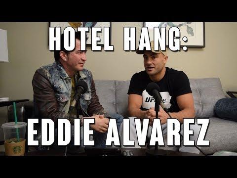 UFC 218 Hotel Hangout: Eddie Alvarez