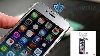MoArmouz 3D Arc Titanium Tempered Glass Screen Protector
