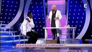 Sacha Judaszko [37] Les Français vont voir l'ostéopathe #ONDAR
