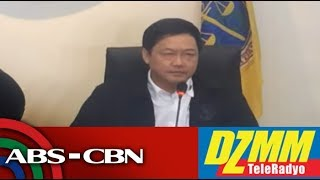 LIVE: DOJ chief talks to reporters after Makati RTC Branch 148 decision   22 October 2018