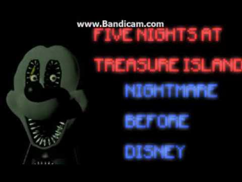 FNAF SONG-NIGHTMARE MICKEY