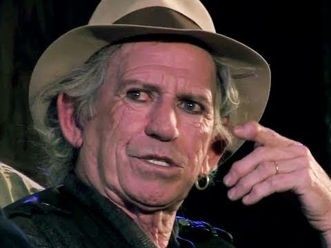 Keith Richards on Mick Jagger and