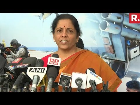 Defence Minister Nirmala Sitharaman Reacts On Pelters Attack Tourist