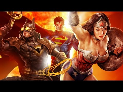 Infinite Crisis Review Commentary