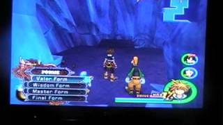 Kingdom Hearts 2 Level Up Drive Forms fast and easy REAL