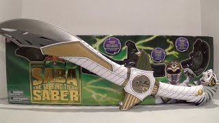 This is a review of the Legacy Saba the Talking Tiger Saber from Mi...