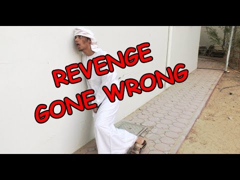 Zubair Sarookh - trying to take revenge GONE WRONG!!