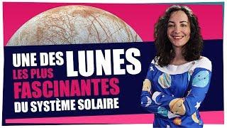 Une des lunes les plus fascinantes du système Solaire - Spatialiste #30- String Theory