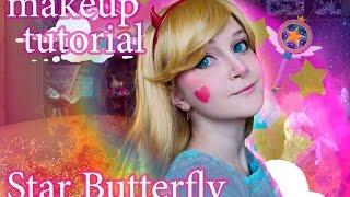 Star Butterfly makeup tutorial by Vatunya |Star vs. the Forces of Evil|(Если вам понравилось или не понравилось, дайте мне знать, оставив под видео комментарий или поставив оценку..., 2016-02-02T21:00:21.000Z)