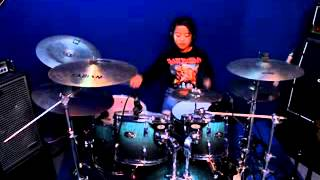 #Queenmusicsolo# Drum Audition STOP ALL THE VIOLENCE - RADICAL REVOLUTION By Ardelia