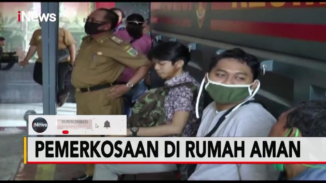 Pelaku Pelecehan Seksual di Rumah Aman Lampung Ditetapkan Sebagai Tersangka - Police Line 09/07