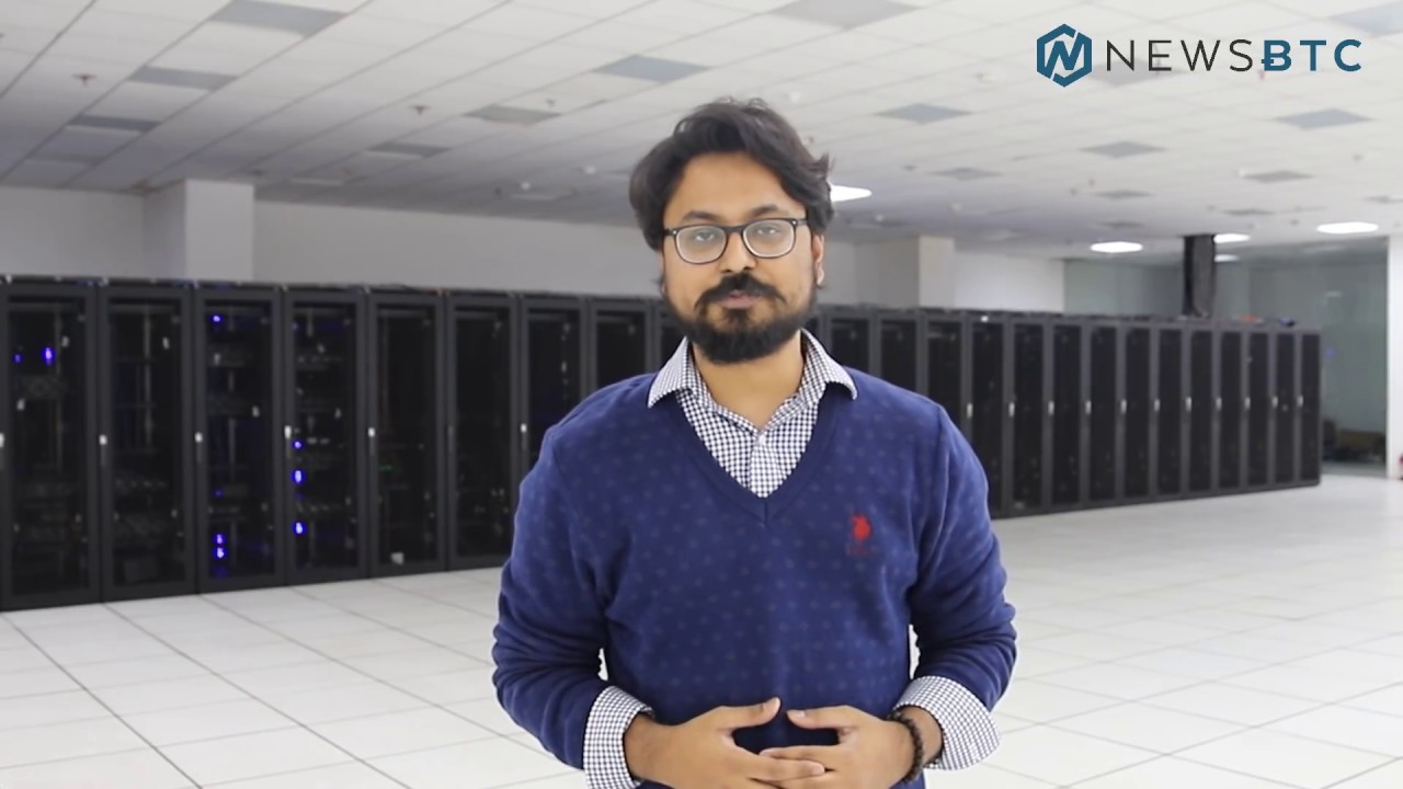 cryptocurrency mining companies in india