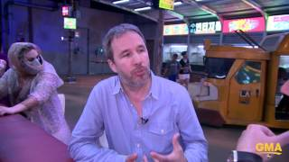 Video Blade Runner 2049 Director Says He Thought The Sequel Could Be A Terrible Idea download MP3, 3GP, MP4, WEBM, AVI, FLV Juli 2017