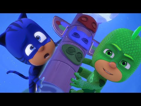 PJ Masks Full Episodes | PJ Masks Super HQ! ⭐️Super Moon Series ⭐️Superhero Cartoons For Kids