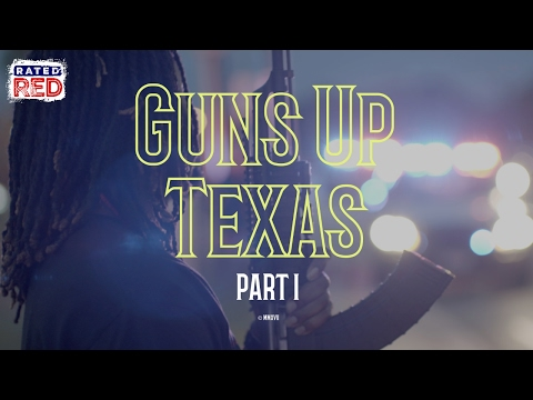 Guns Up Texas: Black Power and the White-Gloved (Part 1)
