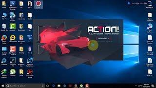 Action! 2.8.0 - Hướng Dẫn Cài Và Sử Dụng Phần Mềm Quay Video Màn Hình Action