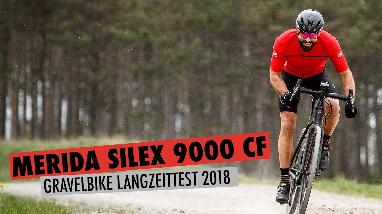 gravel bike 2018 merida silex 9000 cf test deutsch youtube. Black Bedroom Furniture Sets. Home Design Ideas