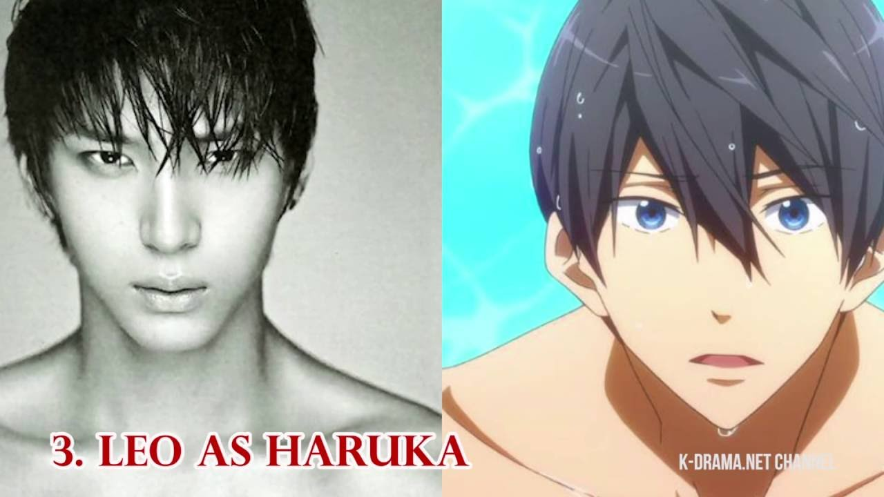 15 KPop Stars That Are Basically Anime Characters In Real