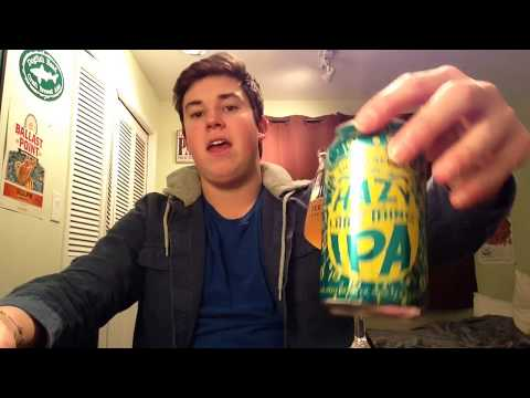 Sierra Nevada - Hazy Little Thing IPA Review (2017 NE Style Year Round Release)