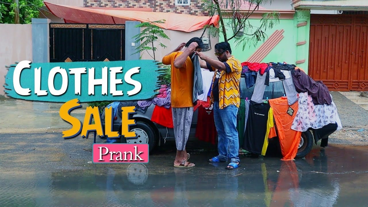 | Clothes Sale Prank | By Nadir Ali in | P 4 Pakao | 2020