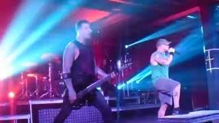 All That Remains - What If I was Nothing live at Alamo City Music Hall in San Antonio, Texas